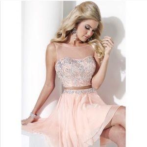Dresses & Skirts - homecoming/prom 2 piece dress set